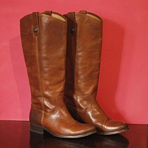Frye Melissa Pull On Riding Boots
